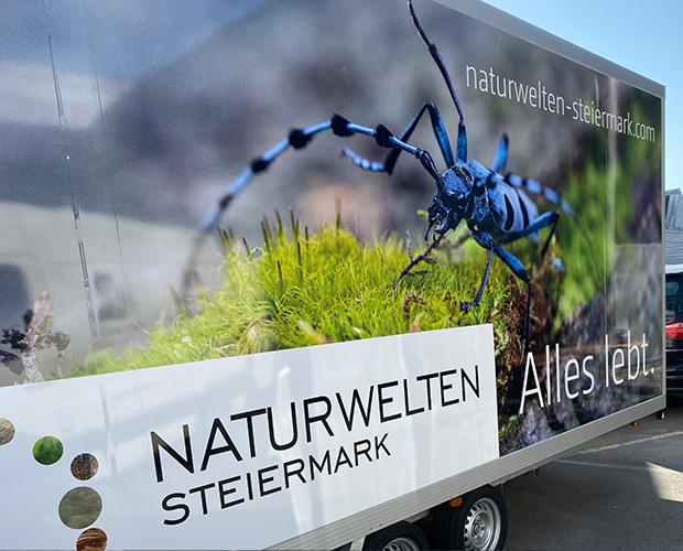 Naturwelten on tour